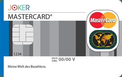 Joker Online Mastercard