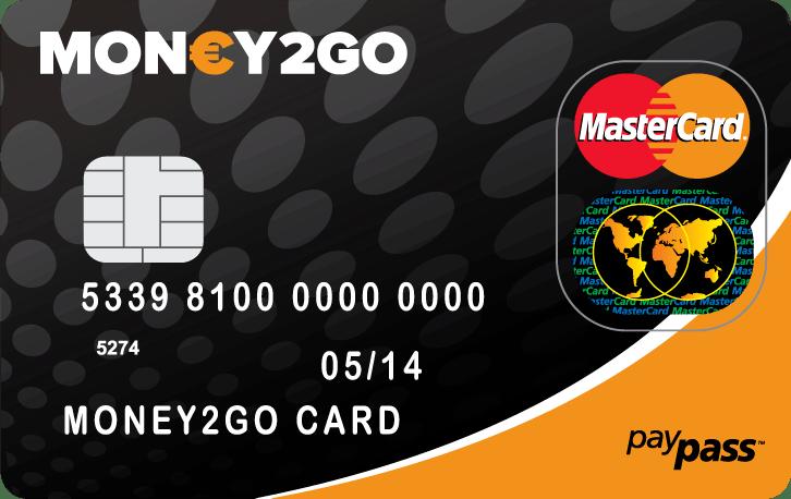 Money2Go MasterCard®
